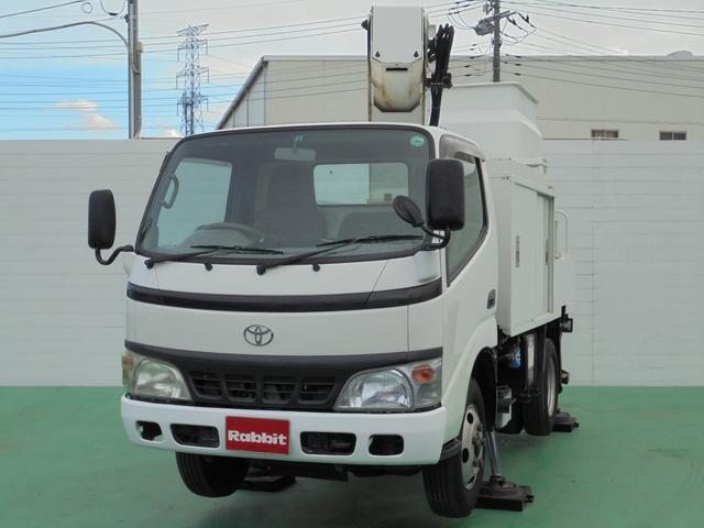 トヨタ 4.9D 高所作業車 SK10B FPRバケット