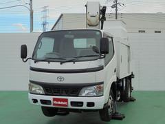 トヨエース4.9D 高所作業車 SK10B FPRバケット