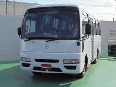 シビリアンバス車いす移動車 リヤリフター 車いす4台仕様