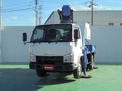 エルフトラック3.0Dターボ 高所作業車 11.9mタダノAT−121TG