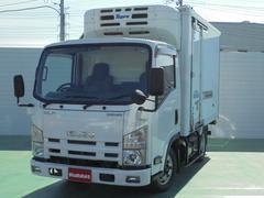 エルフトラック冷蔵冷凍車−30℃設定 積載2t CNG