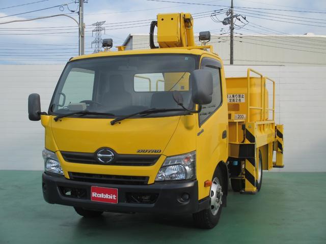 日野 高所作業車 アイチSH-12A 12m ワイドキャビン