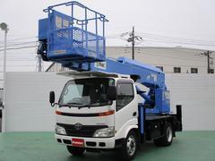 ダイナトラック4.0Dターボ 高所作業車 17m S−mac ST−170