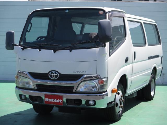 トヨタ 4.0Dターボ 超低床 積載2t 5ドア