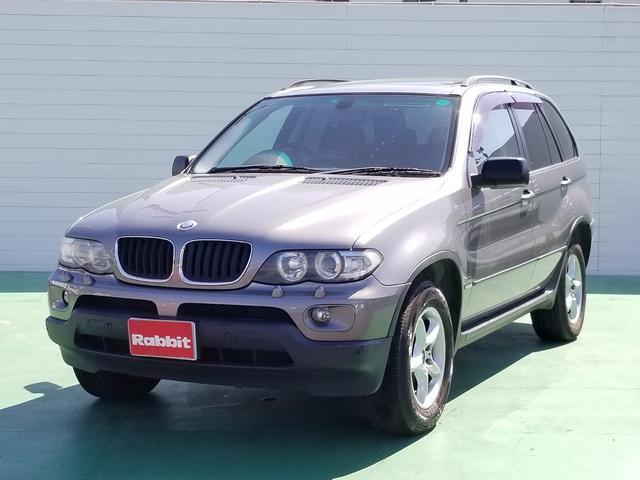 BMW 3.0i サンルーフ 黒革シート 4WD