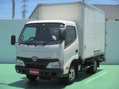 ダイナトラックアルミバン スライドリフト付 標準幅キャビン2t積