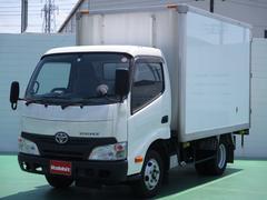 トヨエース冷蔵冷凍車−7℃設定 2t積
