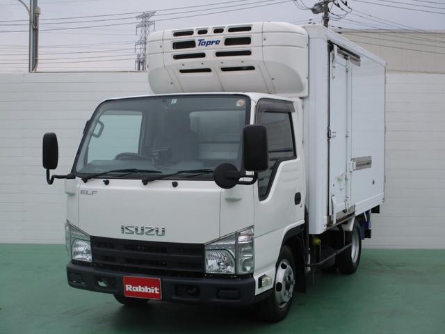 いすゞ 冷蔵冷凍車-30℃設定2t積 スタンバイ電源