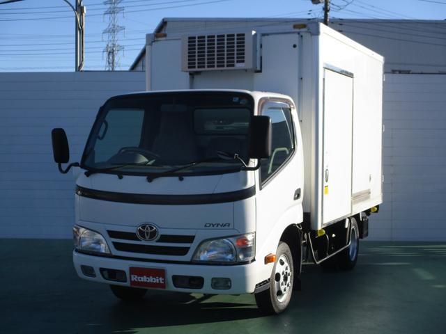 トヨタ 冷蔵冷凍車-22℃設定 1.5t積