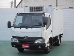 トヨエース4.0DT 冷蔵冷凍車−32℃設定 2t積 フルジャストロー