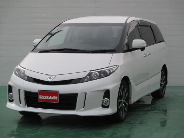 トヨタ アエラス プレミアムエディション フリップダウンモニター