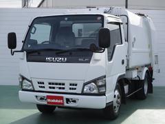 エルフトラックプレス式パッカー車 4.2立米 2t積