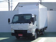 エルフトラック3.0DT アルミバン 1.5t積 リヤシャッター式