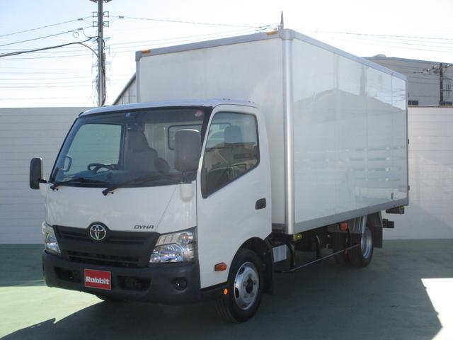 トヨタ 4.0Dターボ パネルバン ワイドロング 2t積