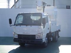 エルフトラック3.0DT 高所作業車9.7m AICHI製SK10B