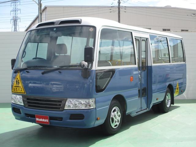 トヨタ コースター 幼児バス 大人3人幼児39人 (なし)
