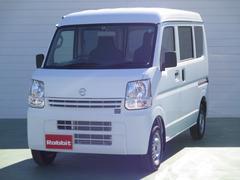 NV100クリッパーバンDX ハイルーフ 5AGS車 2nd発進