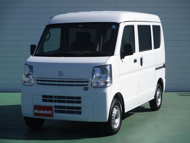 日産 NV100クリッパーバン DXハイルーフ5AGS車 (検3...
