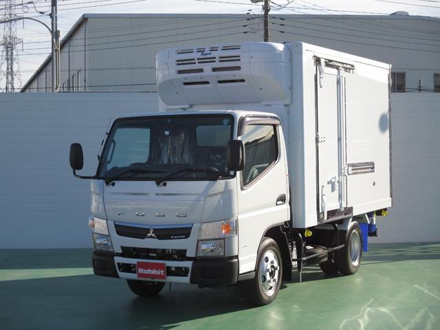 三菱ふそう 冷蔵冷凍車 -30℃設定スタンバイ電源付 積載2t