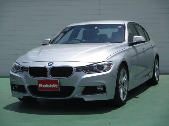 BMW 320i Mスポーツ 純正ナビ