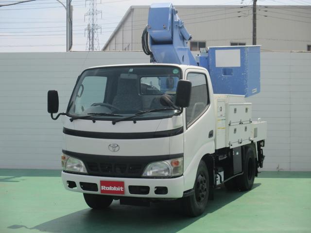 トヨタ 4.9D 高所作業車 9.9m エスマックTS-100