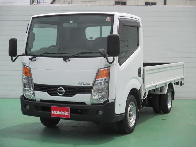 日産 スーパーロー 1.5t積 ガソリン車 5速マニュアル