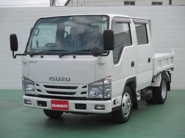 いすゞ Wキャブダンプ 1.75t積 ダンプピン