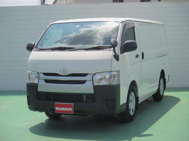 トヨタ 2.0ガソリン車 冷蔵冷凍車-7℃設定