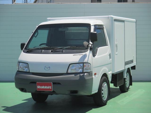 マツダ 冷蔵冷凍車-7℃設定 サイドドア付 ガソリン車