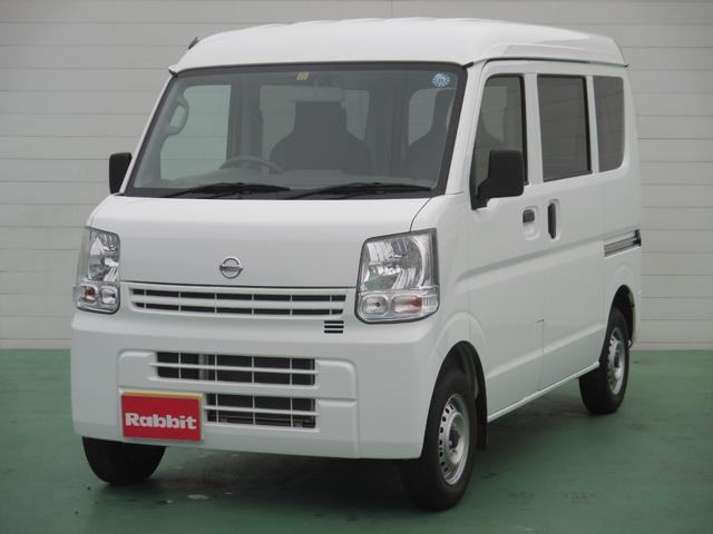 日産 DXハイルーフ 5AGS車 2nd発進