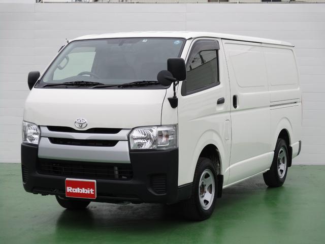 トヨタ 3.0Dターボ 冷蔵冷凍車-22℃設定1t積
