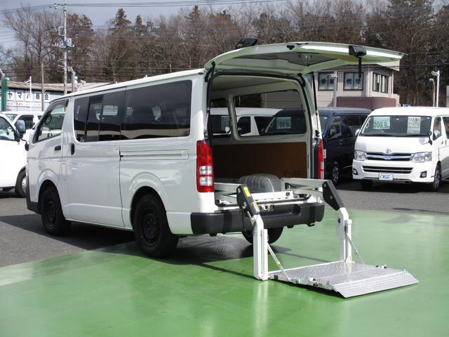 トヨタ 2.0ガソリン リフト付き 1.2t積