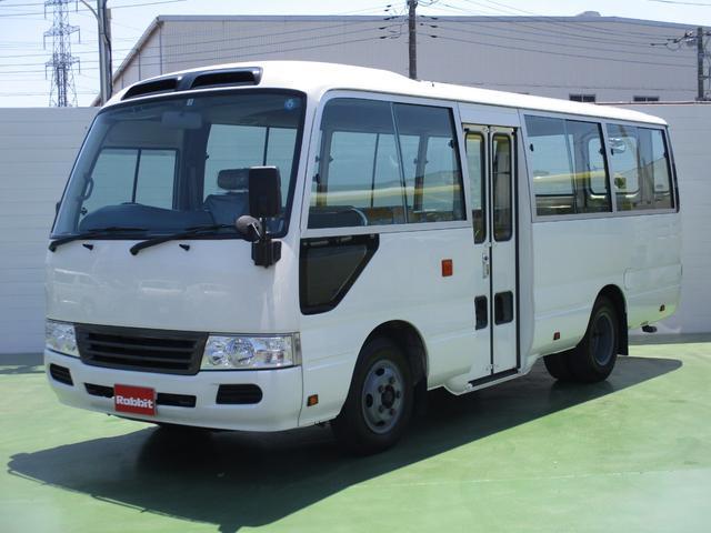 トヨタ 4.0Dターボ 大人3人+幼児39人 バックモニター