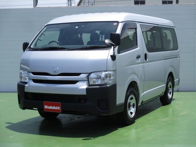 トヨタ ハイエースワゴン DX 10人乗り 4WD