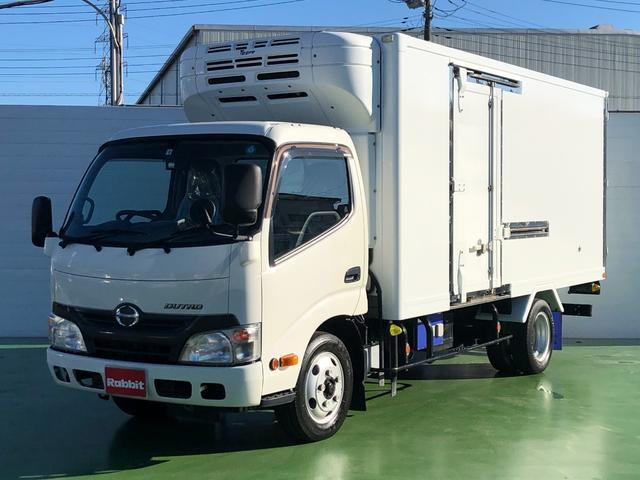 日野 デュトロ  標準ロング 冷蔵冷凍車-30℃設定 2t積 スタンバイ電源