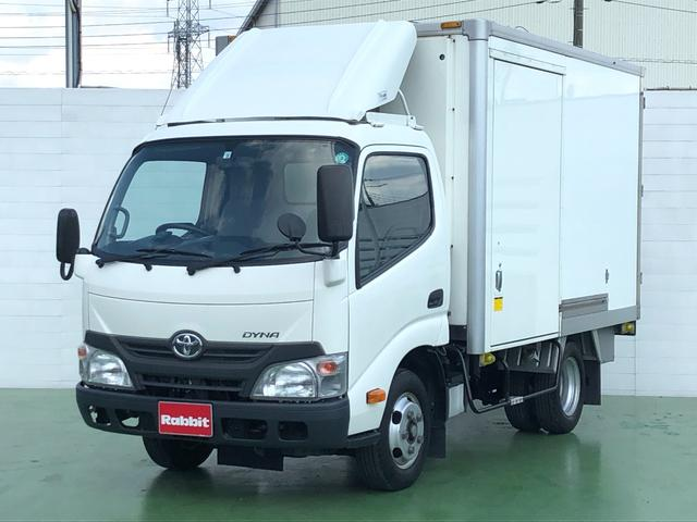 トヨタ ダイナトラック  4.0Dターボ 冷蔵冷凍車 -22℃設定 左サイドドア ラッシングレール2段 1.9t積 社外ナビTV バックモニター エアーデフレクター
