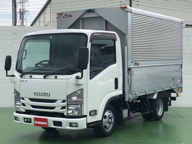 いすゞ エルフトラック  3.0Dターボ アルミウイング 1.9t積