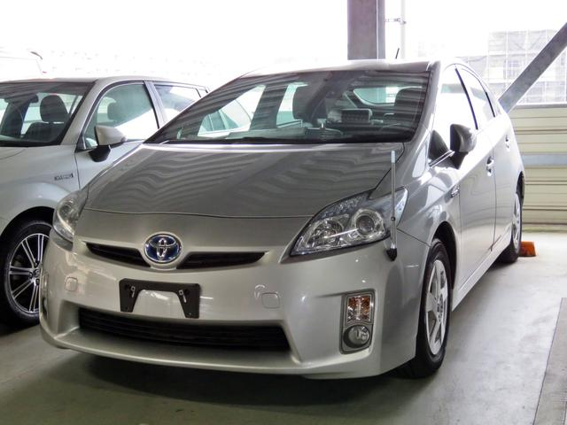 トヨタ S ワンセグメモリーナビ スマートキー ナビ連動ETC