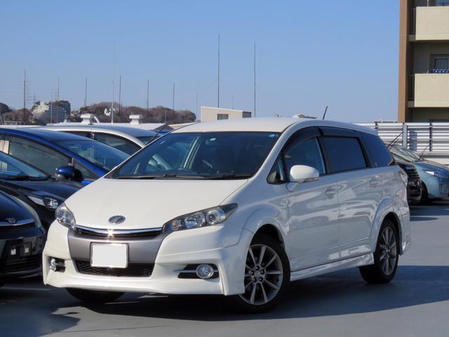 トヨタ 2.0Z フルセグメモリーナビ フロント&バックモニター
