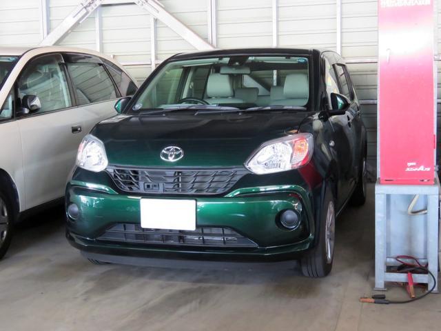 トヨタ X LパッケージS ワンセグメモリーナビ 1.6万Km