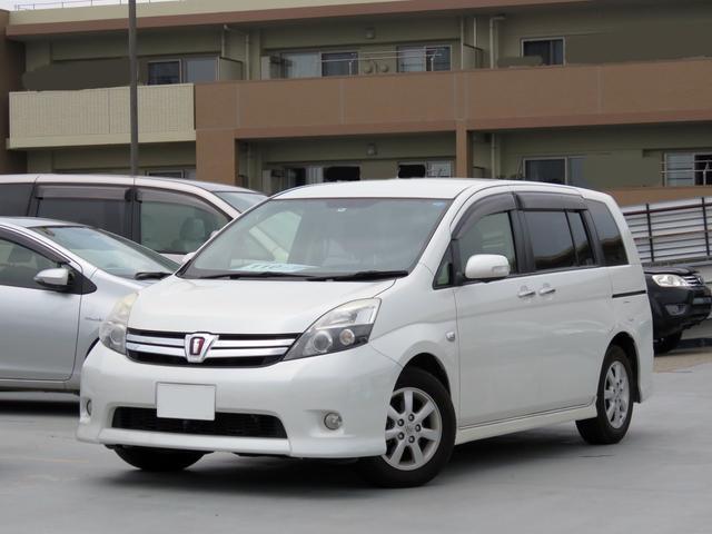 トヨタ プラタナ Vセレクション フルセグHDDナビ バックモニター