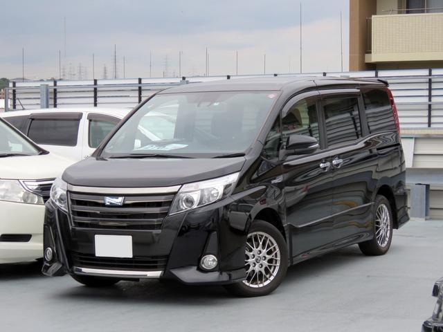 トヨタ ハイブリッドSi ダブルバイビー セーフティセンス