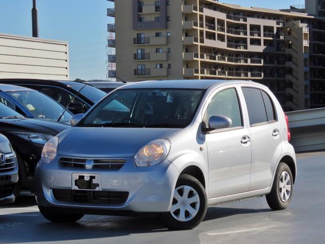 トヨタ パッソ X クツロギ ワンセグメモリーナビ (車検整備付)