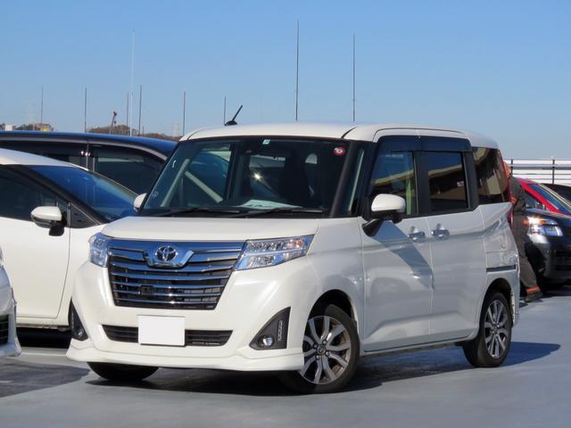 トヨタ カスタムG-T スマートアシスト