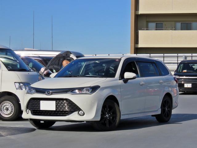 トヨタ 1.5G ダブルバイビー フルセグメモリーナビ