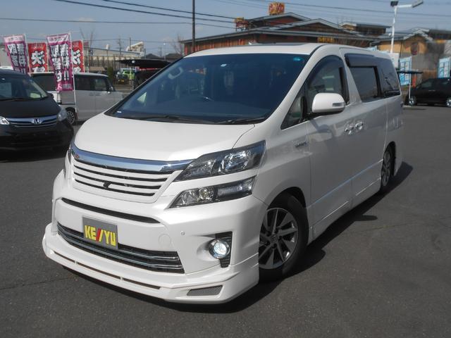 トヨタ ZR プレミアムサウンド パノラミックビューモニター エアロ