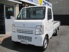 スクラムトラックKCスペシャル 2WD AT AC PS タイヤ4本新品