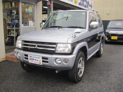 パジェロミニXR 4WD AT AC PS PW ABS エアB 純AW