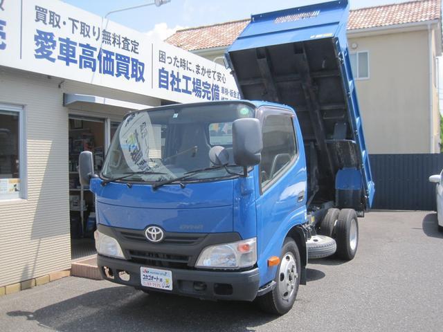 トヨタ フルジャストローダンプ F5 AC PS PW ABS