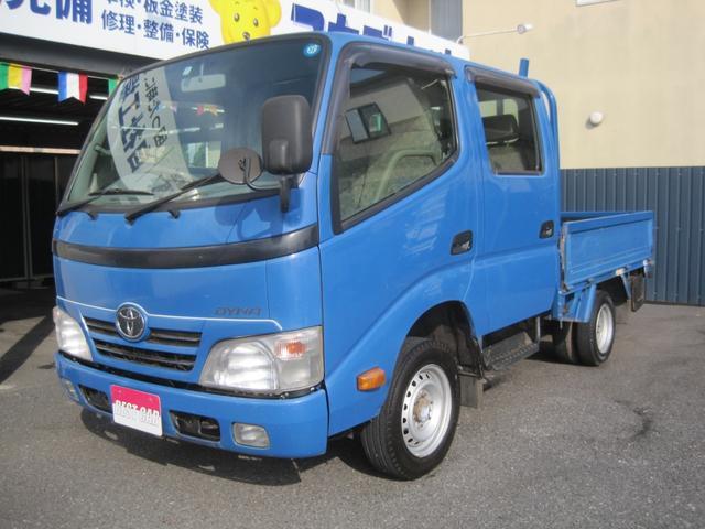 トヨタ Wキャブジャストロー 1.25t F5 リアWタイヤ ETC